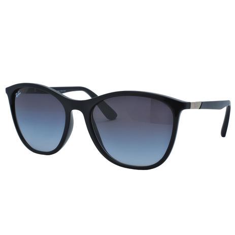 Óculos de Sol Ray Ban Feminino RB4317L 601 8G - Acetato Preto ... fed7edfe17