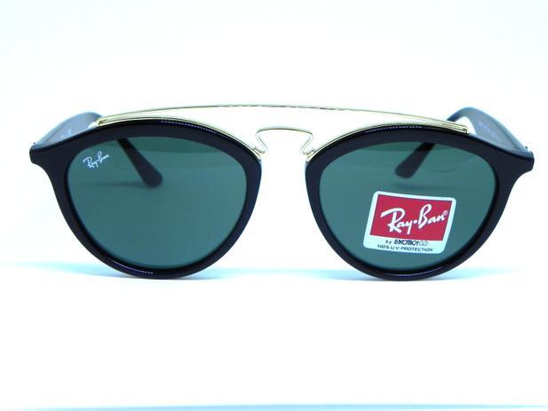 638f62c939f9a Oculos de sol Ray Ban Gatsby RB4257 601 71 53 - Óculos de Sol ...