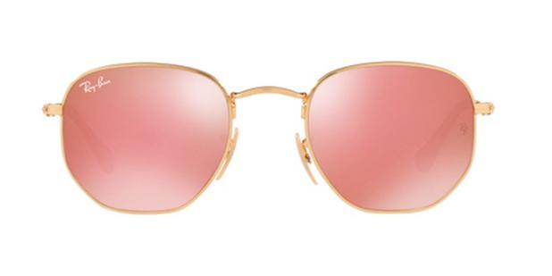 ray ban lenti rosa