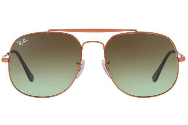 94d3df1abd Óculos de Sol Ray Ban Hexagonal RB3548N 001/57/51 Dourado - Óculos ...