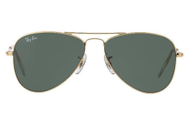bab35e645 Óculos de Sol Ray Ban Junior Aviador RJ9506S 223/71/52 Dourado ...