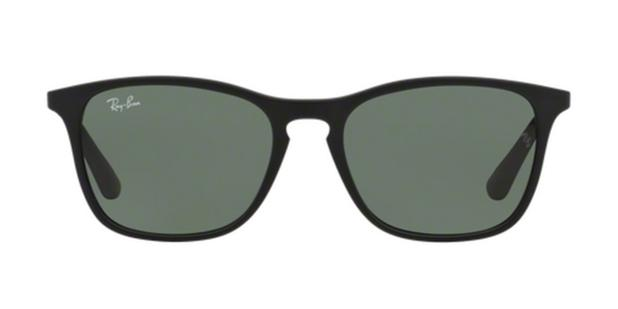 Óculos de Sol Ray Ban Junior Chris RJ9061 Preto Lente Verde G15 - Ray-ban  junior 2e600abad9