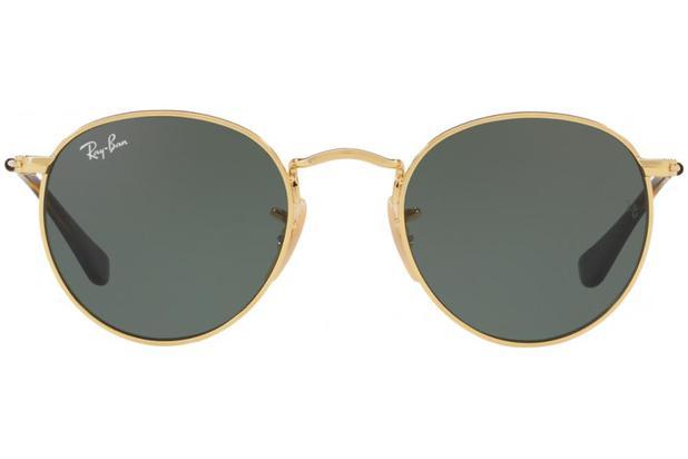 d231f0e8f Óculos de Sol Ray Ban Junior RJ9547S 223/71/44 Dourado | Menor preço ...