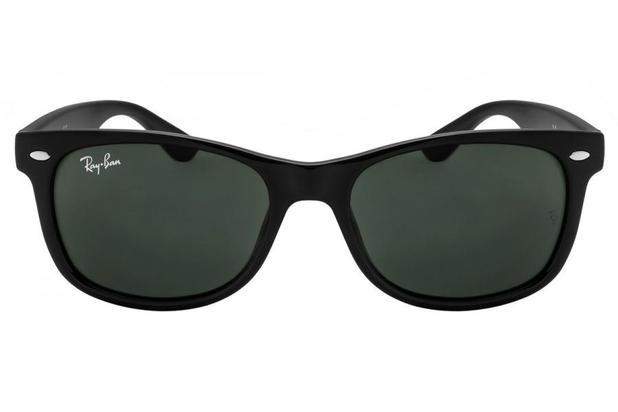 85d630fa84 Menor preço em Óculos de Sol Ray Ban Junior Wayfarer RJ9052S 100/71/48