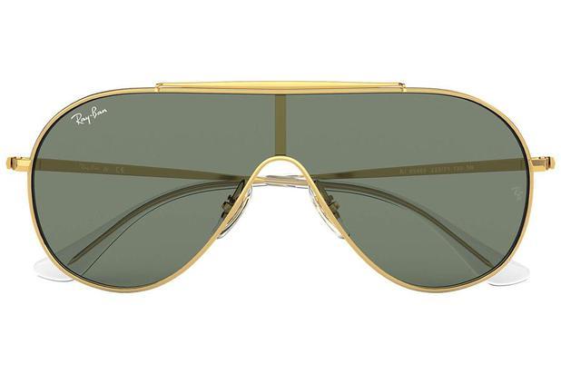 bbf1e6eac Óculos de Sol Ray Ban Junior Wings RJ9546S 223/71/20 Dourado ...
