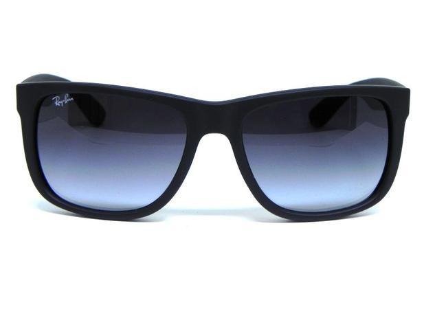 bf6a30c077837 Oculos de sol Ray Ban Justin RB 4165L 601 8G 55 - Óculos de Sol ...