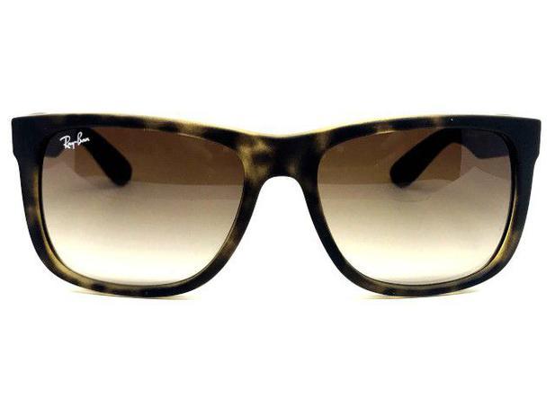 40a66a67d8c8a Oculos de sol Ray Ban Justin RB 4165L 710 13 55 - Óculos de Sol ...