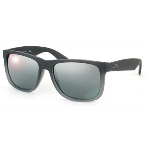 cd5344331c97f Óculos de Sol Ray Ban Justin RB4165L 852 88 57 - Óculos de Sol ...
