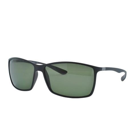 04566944e7 Óculos de Sol Ray Ban Masculino RB4179 601S9A62 - Acetato Preto e Lente  Polarizada
