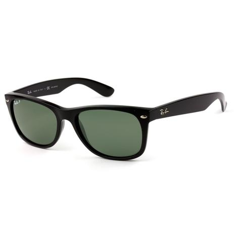2eff8813d Óculos De Sol Ray Ban New Wayfarer Rb2132 901 Tam55 - - - Magazine Luiza