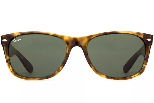 ba2389c0b Óculos de Sol Ray Ban New Wayfarer RB2132LL 901/58/58 Tartaruga ...