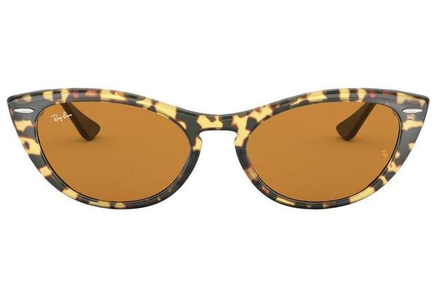 395c33b05 Óculos de Sol Ray Ban Nina RB4314N 12483L/54 Tartaruga - Óculos ...