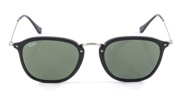 1ed2676078639 Óculos de Sol Ray Ban RB2448 Flat Preto - Ray-ban - Óculos de Sol ...