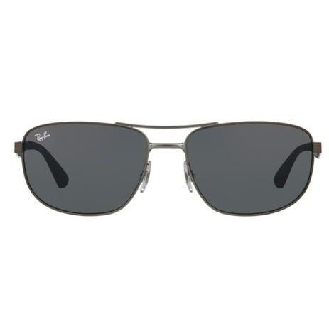 Óculos de Sol Ray Ban RB3528 Grafite Lentes Verdes - Ray-ban ... 83b89f467d