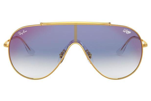 a560bdddabd Óculos de Sol Ray Ban RB3597 001 X0 33 Dourado - Óculos de sol ...