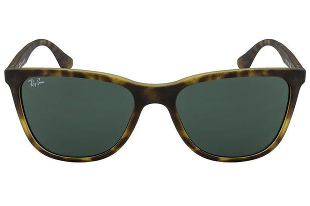Óculos de Sol Ray Ban RB4288L 894-71 57 Tartaruga - Lente Verde Classica  G-15 6a044d1f3e