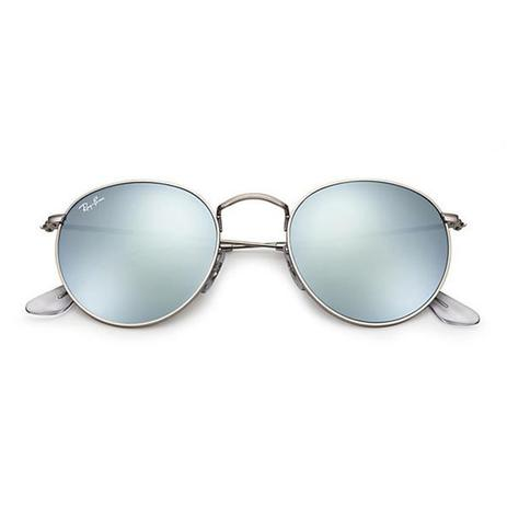 Óculos de Sol Ray-Ban Round Metal RB3447L 019 30 53 - Óculos de Sol ... 0aa7fcab8f