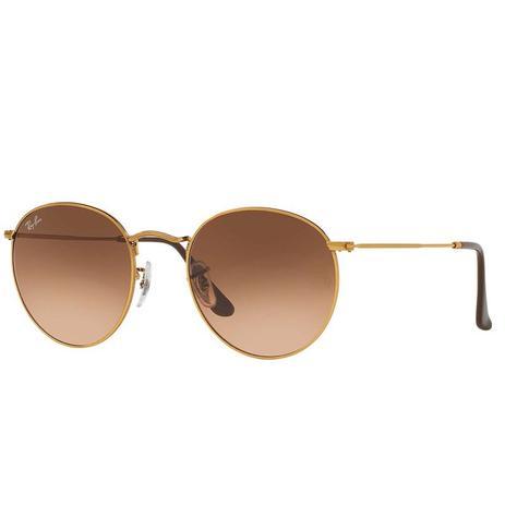 f22378f1ad471 Óculos de Sol Ray Ban Round Metal RB3447L 9001A5 53 - Óculos de Sol ...