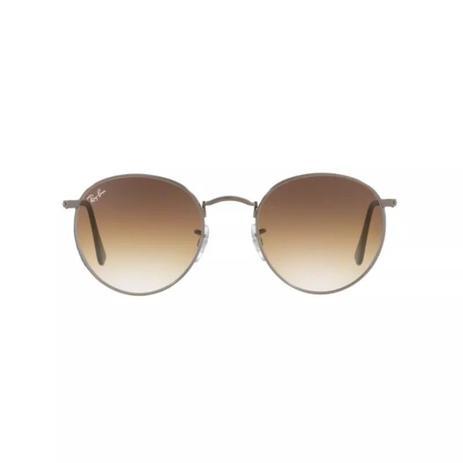 bafaf600c8d3b Óculos de Sol Ray Ban Round Metal RB3447N 004 51 53 - Óculos de Sol ...