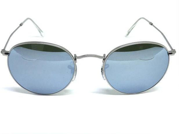 794a9653c2877 Oculos de sol Ray Ban Round RB 3447L 019 30 50 - Óculos de Sol ...