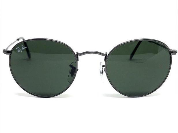 1310d4b49c1ee Oculos de sol Ray Ban Round RB 3447L 029 53 - Óculos de Sol ...