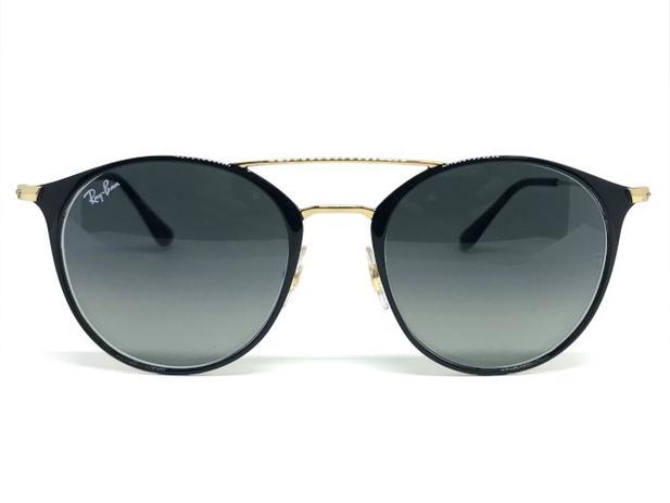708b22ace781b Oculos de sol Ray Ban Round RB 3546 187 71 52 - Óculos de Sol ...