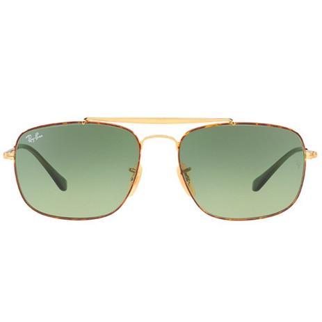 Óculos de Sol Ray Ban The Colonel RB3560 9103 4M 58 - Óculos de Sol ... 0eba335438
