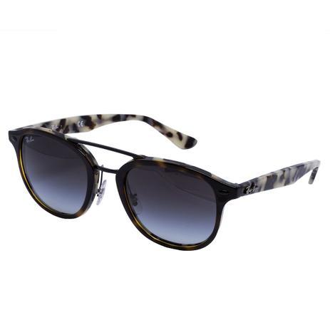 fe9308d437951 Óculos de Sol Ray Ban Top Brown Havana Unissex RB2183 1226 8G - Acetato  Tartaruga
