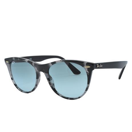 8a635abe8 Óculos de Sol Ray Ban Wayfarer II Evolve Unissex RB2185 1250AD55 - Acetato  Tartaruga Cinza e Lente C