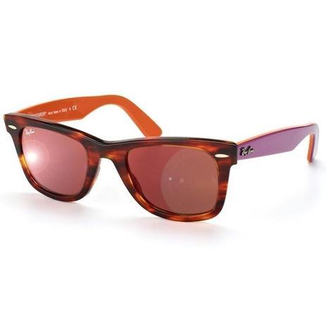 59c89dcf3ec7a Óculos de Sol Ray Ban Wayfarer RB2140 11772K 50 3N - Óculos de Sol ...