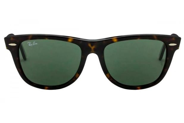 aefdc4188 Óculos de Sol Ray Ban Wayfarer RB2140 902/50 Tartaruga ...