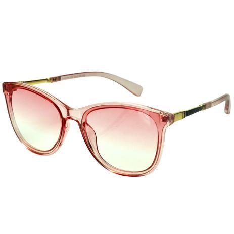 d63cebd7c Oculos de Sol Rosa Rose Transparente Feminino 201 - Isabela dias ...