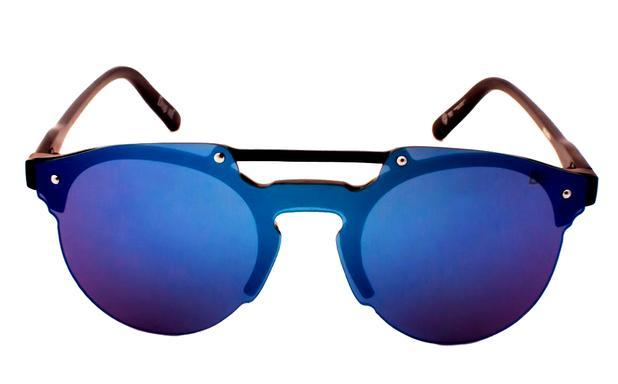 c475e8b7f Menor preço em Óculos de Sol Round Drop mE Lente Unica Azul - Drop me  acessorios
