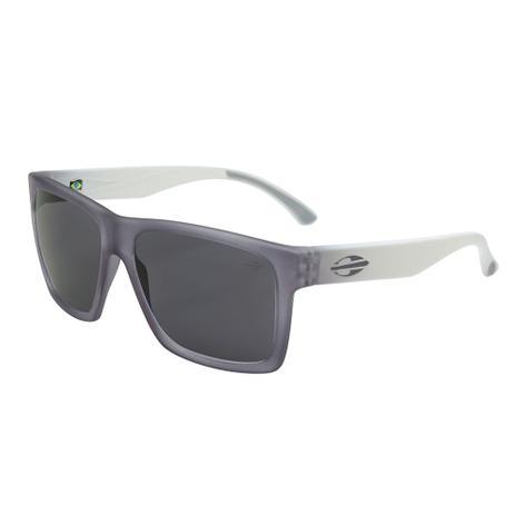 Óculos De Sol San Diego Cinza Com Lente Fume Mormaii - - Óculos de ... 621374b90f