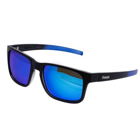 12182de8f0ab2 Óculos de Sol Secret 91359 911 - acetato preto azul