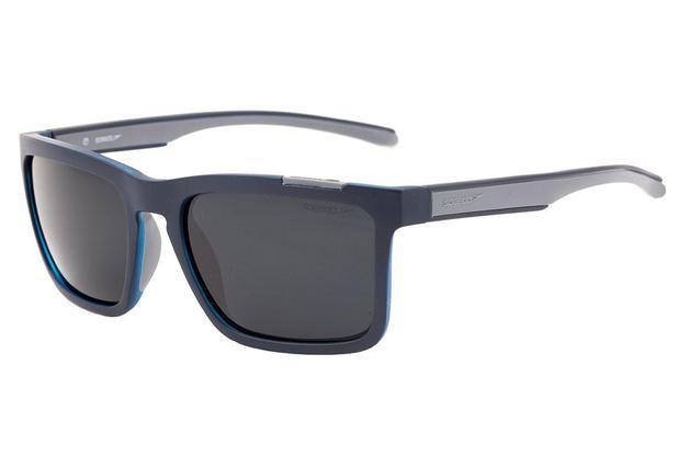 778945b02b42f Óculos de Sol Speedo Polarizado Voley H01 Azul Cinza Fosco - Óculos ...