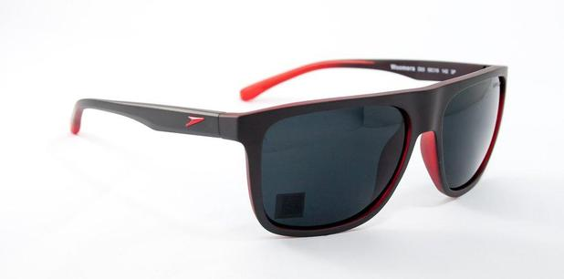 69faf28063bf7 Óculos de Sol Speedo Polarizado Woomera D01 Cinza Laranja - Óculos ...