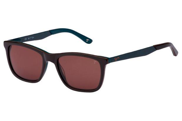 Óculos de Sol Tigor T Tigre STT075 C05 50 Preto Azul - Óculos de Sol ... 06fd9c92fb