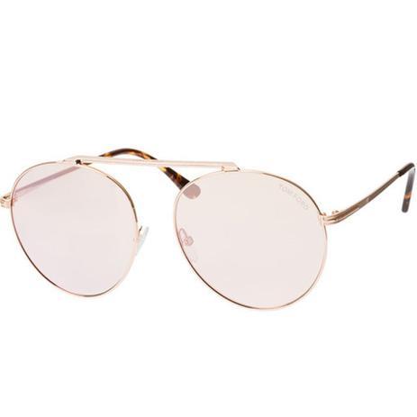6a45c2dfb Óculos de Sol Tom Ford 0571 Simone 28G - Carrinho de Controle Remoto ...