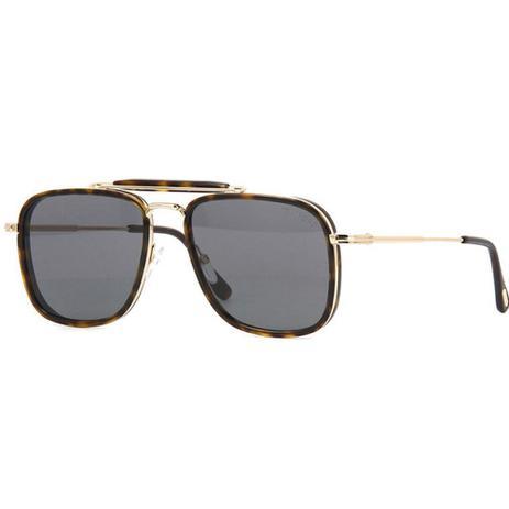 f8bd2f1f3 Óculos de Sol Tom Ford Huck 0665 52A - Carrinho de Controle Remoto ...