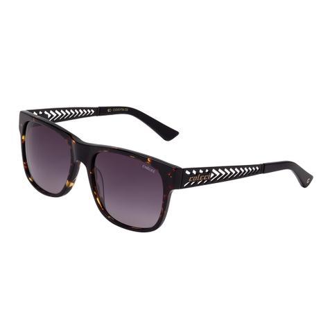 a87ff177a662d Óculos De Sol Unissex Marrom Demi Brilho C0019 Colcci - Óculos de ...