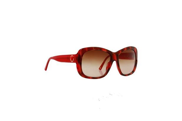 5b2cdccec Óculos de Sol Versace 100 Proteção UV Marrom Astes Vermelho - Óculos ...