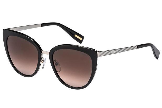 559cd4f68 Óculos de Sol Victor Hugo SH1259 A39K/54 Preto/Prata - Óculos de Sol ...