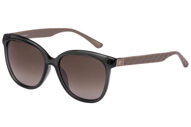 061eac1bcdfca Óculos de Sol Victor Hugo SH1713 06S8 55 Marrom - Óculos de Sol ...