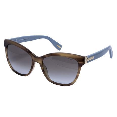 95f5e6cae79bc Óculos de Sol Victor Hugo SH1741 - acetato marrom mescla