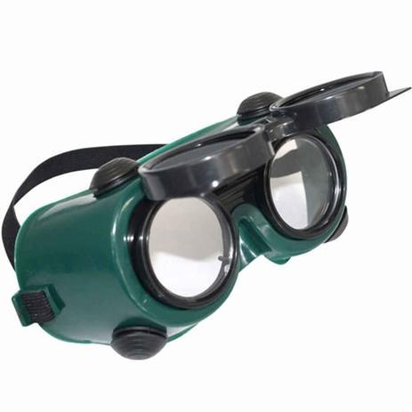 8bf0bdcc59b1e Óculos de Solda CG 250 - CA 5501 Visor Articulado Carbografite ...