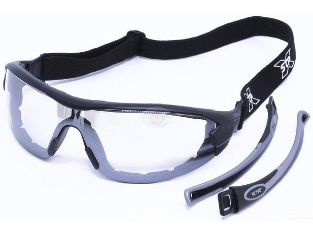 8070492c1ac7d Oculos DELTA MILITAR Esportivo Vicsa Voley Futebol   Basquete   Paintball