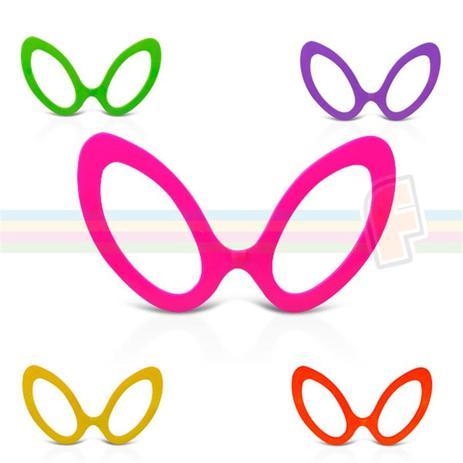 5a3e86017 Óculos ET Colorido Sem Lente 10 unidades - Festabox - Óculos de ...