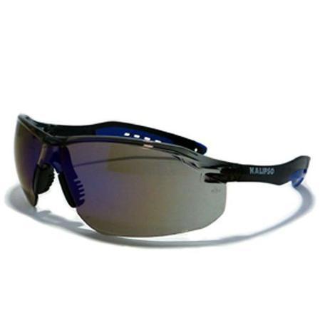 4b4497444e71c Óculos Kalipso Jamaica Azul Espelhado - Óculos de Proteção ...