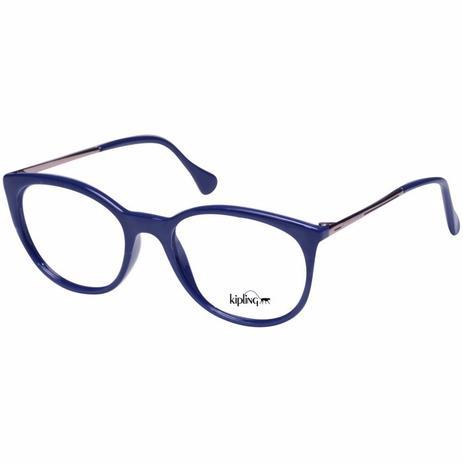 65326cc4724a8 Óculos Kipling KP3078 E490 Lente Tam 51 - Óculos de grau - Magazine ...